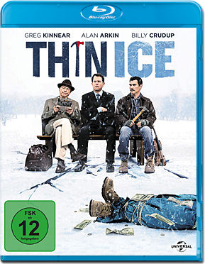 Thin Ice Blu-ray