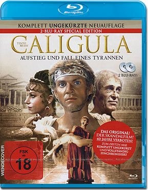 Tinto Brass' Caligula - Special Edition Blu-ray (2 Discs)