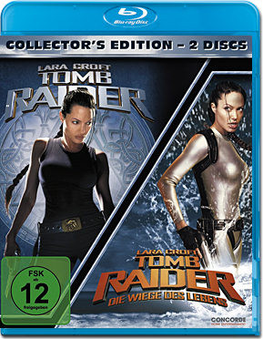 Tomb Raider 1 & 2 - Collector