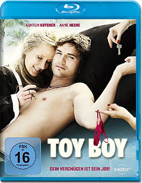Toy Boy Blu-ray