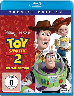 Toy Story 2 - Special Edition Blu-ray