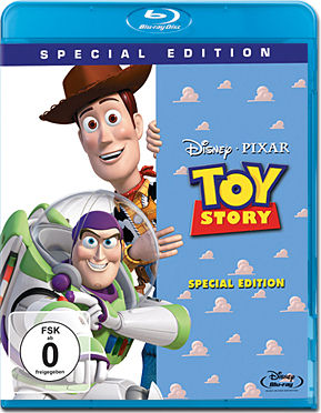 Toy Story 1 - Special Edition Blu-ray