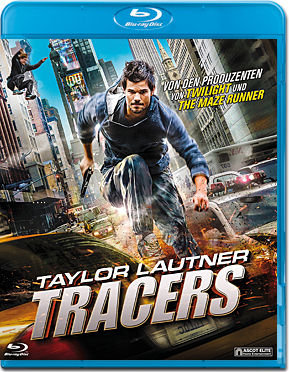 Tracers Blu-ray