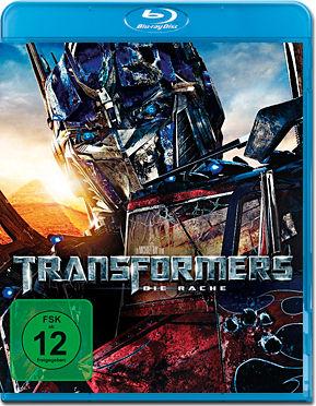transformers 2 die rache blu ray blu ray filme world of games. Black Bedroom Furniture Sets. Home Design Ideas