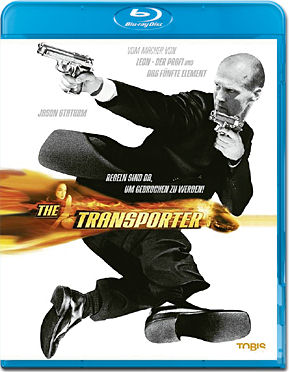 The Transporter 1 Blu-ray