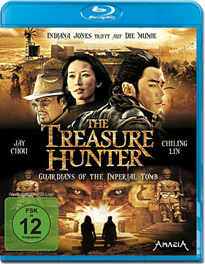 The Treasure Hunter Blu-ray