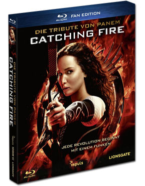 Die Tribute von Panem: Catching Fire - Fan Edition Blu-ray