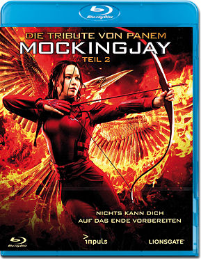 Die Tribute von Panem: Mockingjay Teil 2 - Fan Edition Blu-ray