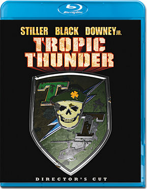 Tropic Thunder - Director's Cut Blu-ray