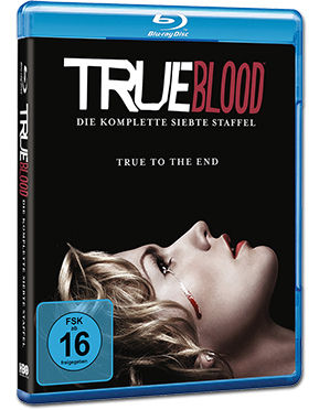 True Blood: Staffel 7 Box Blu-ray (4 Discs)