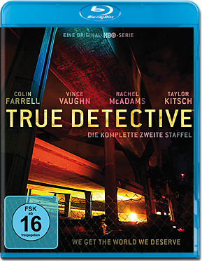 True Detective: Staffel 2 Box Blu-ray (3 Discs)