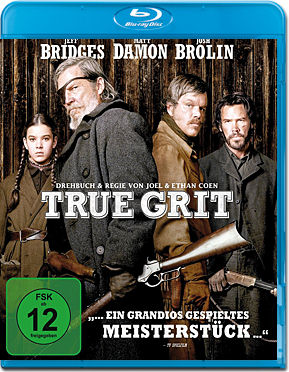 True Grit (2010) Blu-ray