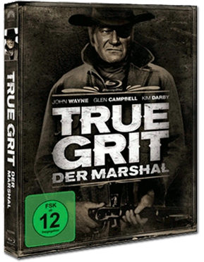 True Grit: Der Marshal Blu-ray