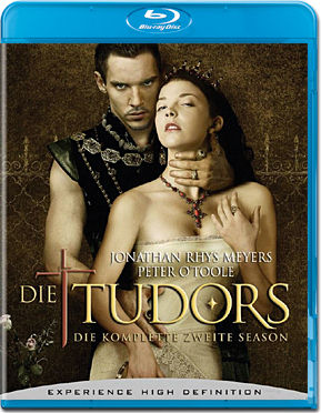 Die Tudors: Season 2 Box Blu-ray (3 Discs)