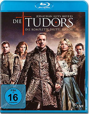 Die Tudors: Season 3 Box Blu-ray (2 Discs)