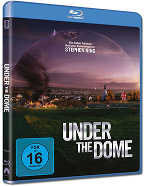 Under the Dome: Staffel 1 Box Blu-ray (4 Discs)