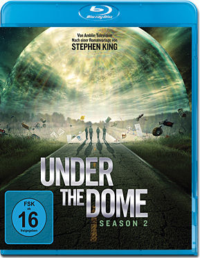 Under the Dome: Staffel 2 Box Blu-ray (4 Discs)
