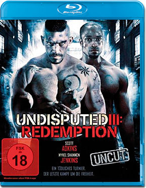 Undisputed 3: Redemption Blu-ray