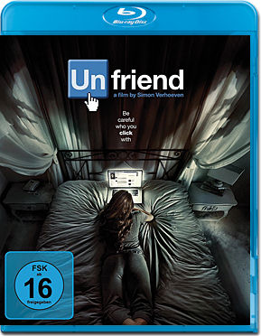 Unfriend Blu-ray