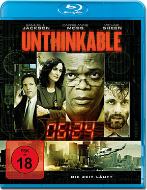 Unthinkable Blu-ray