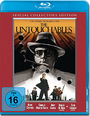 The Untouchables - Special Edition Blu-ray