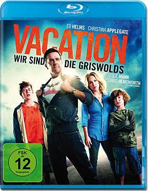 Vacation: Wir sind die Griswolds Blu-ray