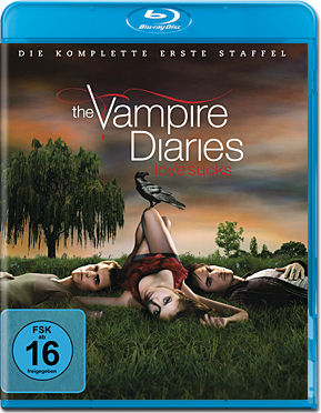 The Vampire Diaries: Die komplette Staffel 1 Box Blu-ray (5 Discs)