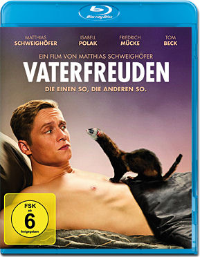 Vaterfreuden Blu-ray