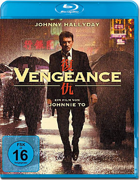 Vengeance Blu-ray
