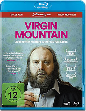Virgin Mountain Blu-ray