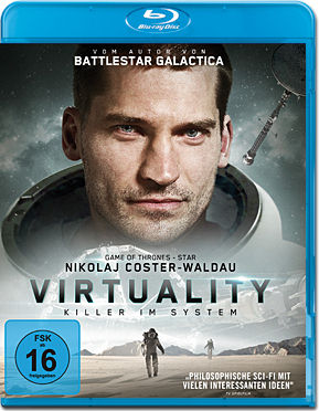 Virtuality: Killer im System Blu-ray