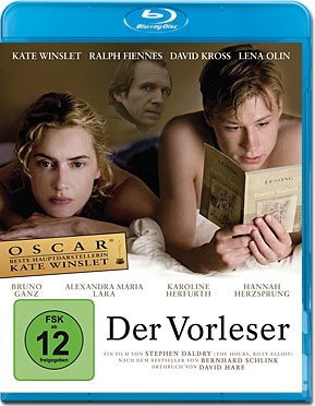 Der Vorleser - The Reader Blu-ray