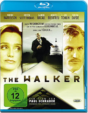The Walker Blu-ray