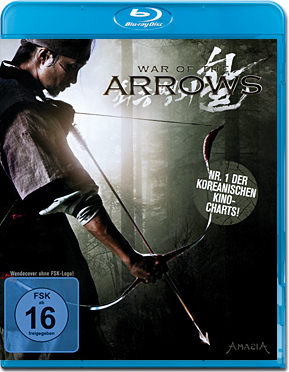 War of the Arrows Blu-ray