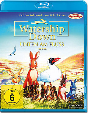 Watership Down: Unten am Fluss Blu-ray