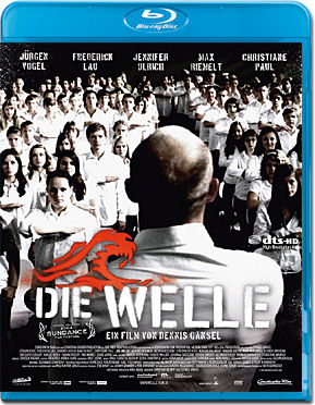 Die Welle Blu-ray