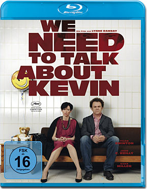 We Need to Talk About Kevin Blu-ray