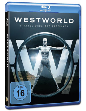Westworld: Staffel 1 Box Blu-ray (3 Discs)