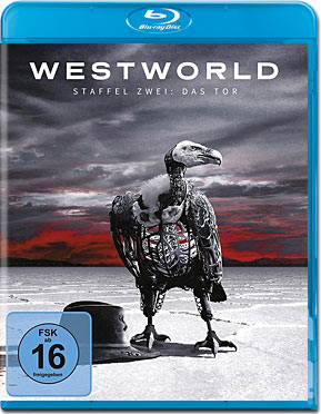 Westworld: Staffel 2 Blu-ray (3 Discs)