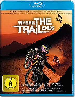 Where the Trail Ends Blu-ray