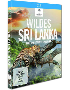 Wildes Sri Lanka Blu-ray