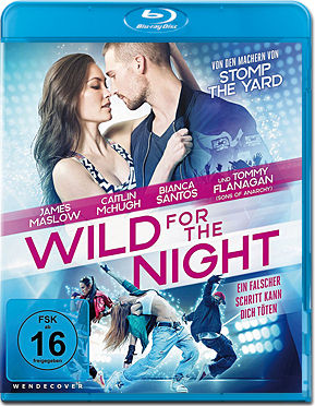 Wild for the Night Blu-ray