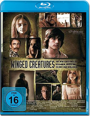 Winged Creatures Blu-ray