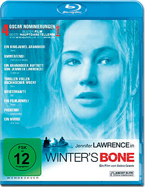 Winter's Bone Blu-ray