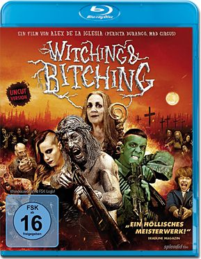 Witching & Bitching Blu-ray