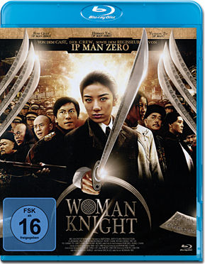 Woman Knight Blu-ray