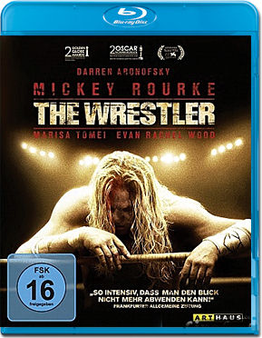 The Wrestler Blu-ray