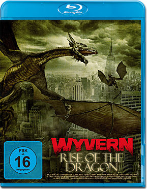 Wyvern: Rise of the Dragon Blu-ray