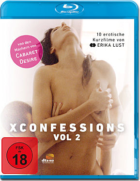 XConfessions Vol 2 Blu-ray