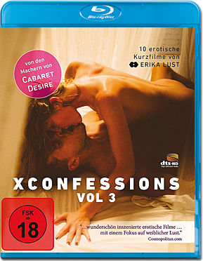 XConfessions Vol 3 Blu-ray